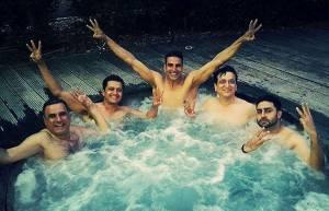 'Pool'full