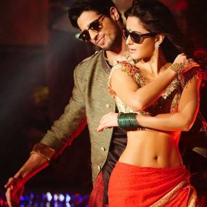 First look: Sidharth and Katrina in 'Kala Chashma' song