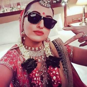 Sonakshi's swag!