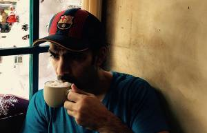 Coffee with Karan!