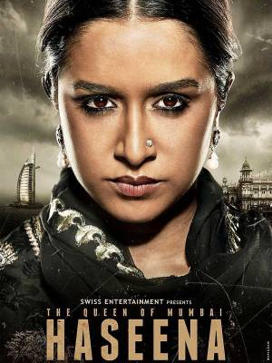 First look: Shraddha Kapoor as Haseena
