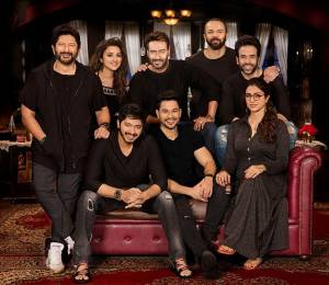 First look: Rohit Shetty's 'Golmaal Again'