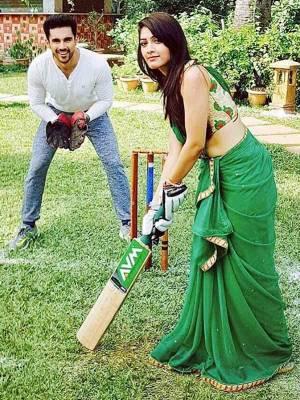 Cricket mania!