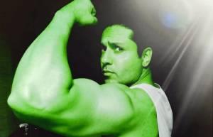 Iqbal 'Hulk' Khan