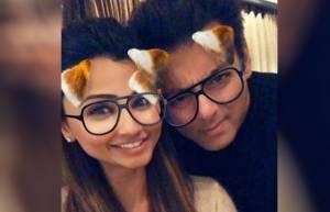 Daisy Shah & Salman Khan