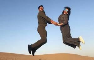 Monalisa & Vikrant Singh Rajpoot