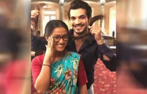 Aalisha Panwar & Arjun Bijlani