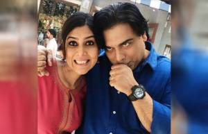 Sakshi Tanwar and Ram Kapoor