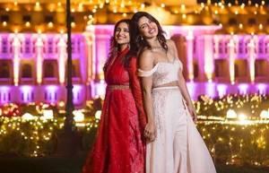 Parineeti Chopra, Priyanka Chopra