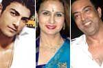 Pravesh Rana,Poonam Dhillon,Vindu Dara Singh