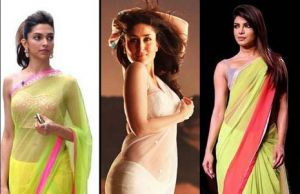 Who looks sexier in a saree?