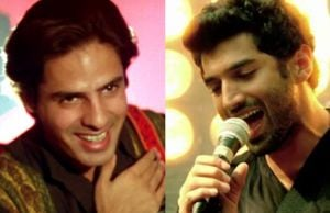 Rahul Roy and Aditya Roy Kapur