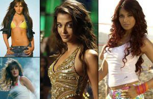 Aishwarya Rai Bachchan,Bipasha Basu,Katrina Kaif and Esha Deol