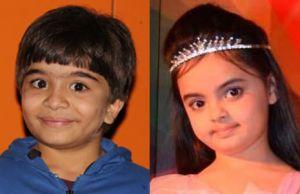 Shivansh Kotia and Ruhanika Dhawan