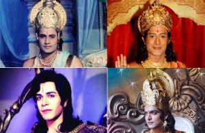 Which of these TV actors looked best as Ram?