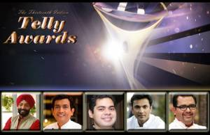 Who will win the Best Chef at the 13th Indian Telly Awards?