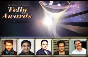 Who will win the Best Actor in a Comic Role (Male) in the 13th Indian Telly Awards?