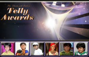 Who will win the Best Child Artiste (Male) in the 13th Indian Telly Awards?
