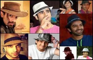 Which TV actor looks best with a hat?