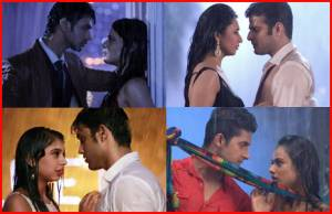 Rain sequence: Which couple sizzled the best?