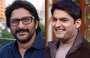 Arshad Warsi and Kapil Sharma