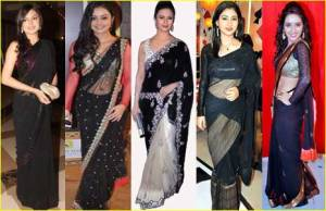 Who looks SEXIEST in black?