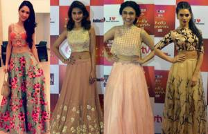 Crop top attire: Who looks SEXIEST?