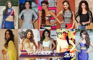 Who is the ultimate hot bod (Female) of 2015?