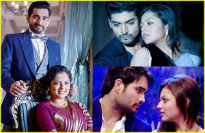 Who shares a crackling chemistry with Drashti Dhami?