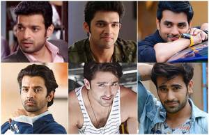 Which TV hunk has the maximum fan following?
