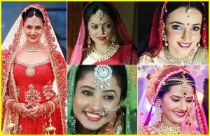 Which TV beauty looks GORGEOUS in bridal avatar?
