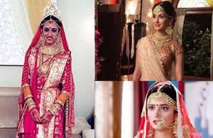 Who looks PRETTIEST as a bride?