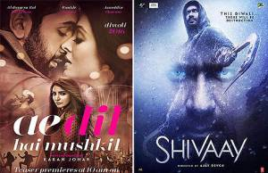 Ae Dil-Shivaay: What's your pick this weekend?