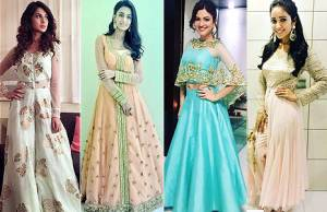 Which TV actress looks GORGEOUS in traditional attire?