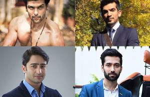 Which TV actor has a dashing personality?