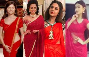 Red hot: Who looks the most sizzling?
