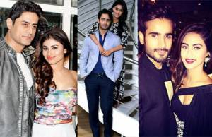 Mohit Raina - Mouni Roy, Shaheer Sheikh - Erica Fernandes &  Karan Tacker - Krystle D'Souza