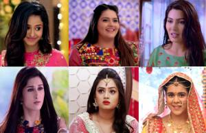 Tina Phillips, Anjali Anand, Sangeita Chauhan, Sheen Dass, Samiksha Jaiswal, Rytasha Rathore