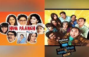 Which TV serial is funnier?