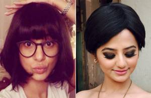 Who looks cute in short hairstyle?