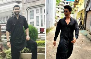 Who looks the best in black?