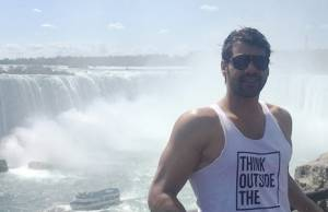 Shabbir Ahluwalia's first TV show was______________.