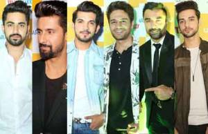 Which TV actor slayed the red carpet with his hotness at the TellyChakkar's 13th B'day bash?