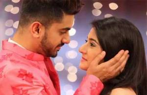 Zain Imam and Aditi Rathore
