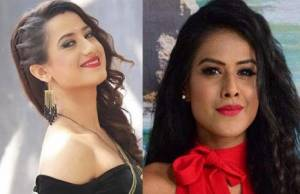 Aalisha Panwar & Nia Sharma