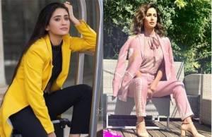 Hina Khan, Shivangi Joshi