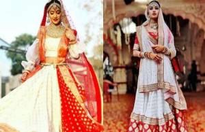 Hina Khan & Erica Fernandes