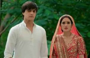 Do you think Kartik is being fair to Vedika in Star Plus' Yeh Rishta Kya Kehlata Hai?