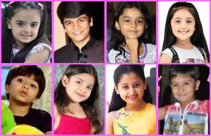 Following kids are part of which TV shows?