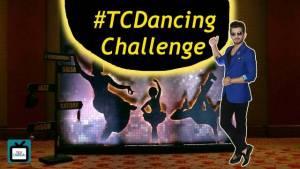 Arjun Bijlani shows off his dance moves; nails #TCDance Challenge